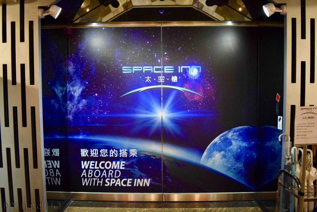 Space Inn hostel Taipei