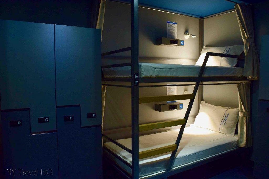 Space Inn hostel dorm