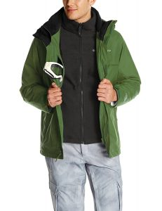 Hiking packing list interchange jacket