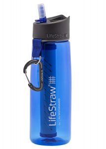 What to pack on a hike Lifestraw