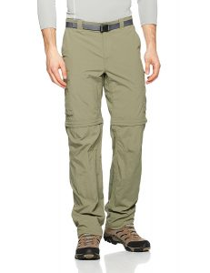 Hiker's Packing List Convertible Pants