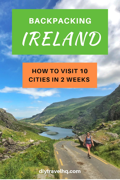 Looking for Ireland travel tips on a budget? We've got a list of the best things to do in Ireland, ways to save money on Dublin attractions and more. Check out our Ireland on a Budget post and start planning your Ireland vacation! #ireland #irelandtravel #diytravel
