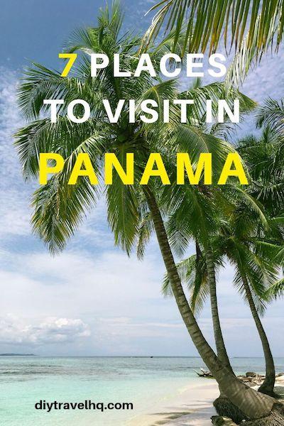 Places to visit in Panama - San Blas