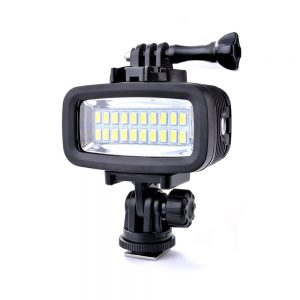 Top GoPro Accessories for Diving External Light