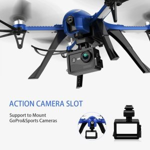 Top GoPro Accessories for Travel Drone