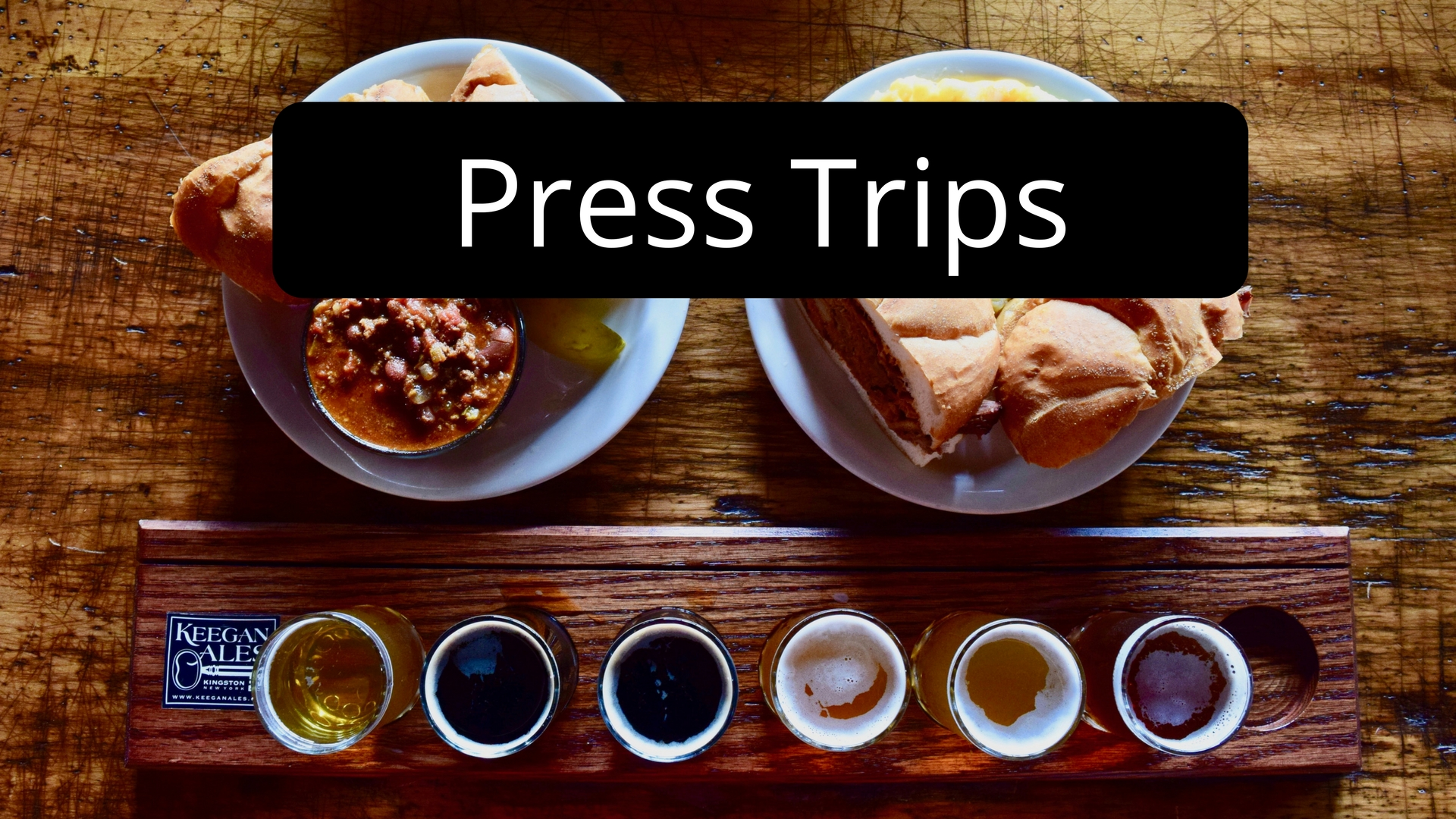 Travel Blog Press Trips