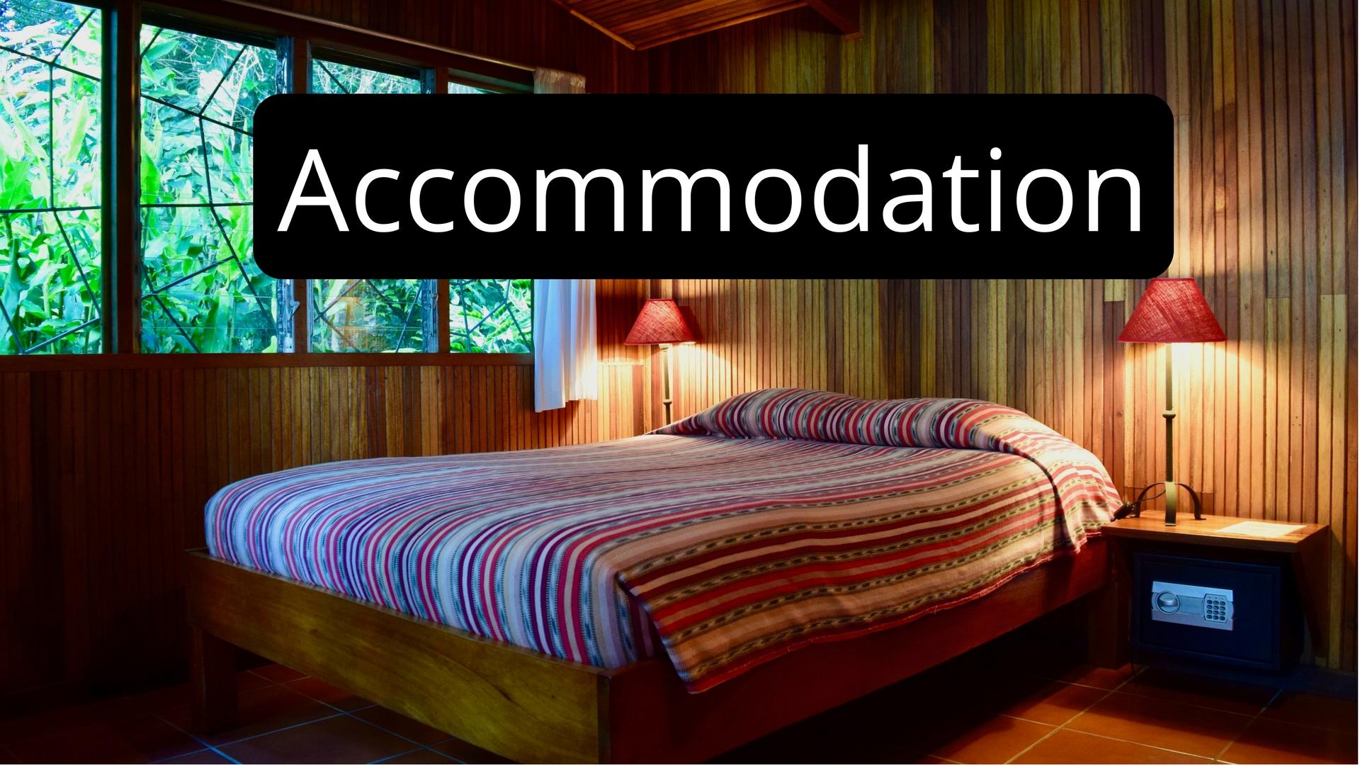 Monteverde Accommodation