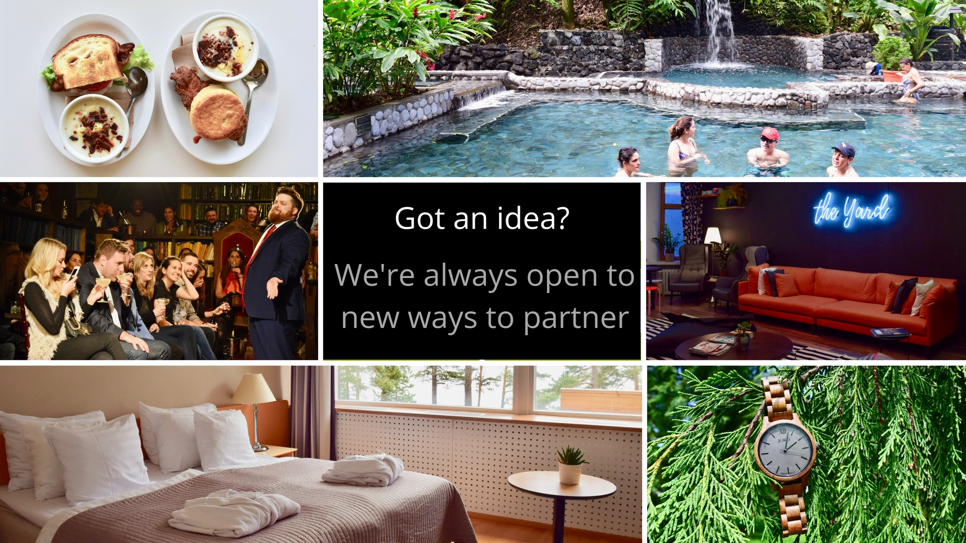 Travel Blog Collaborations