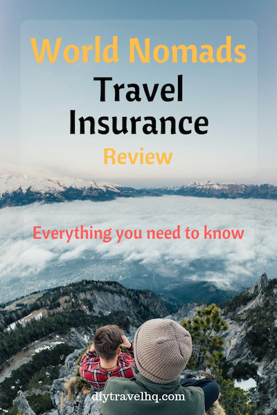 Looking for the best travel insurance company? Check out our World Nomads review with our best travel insurance tips and start planning your next trip #worldnomads #travelinsurance #traveltips #diytravel