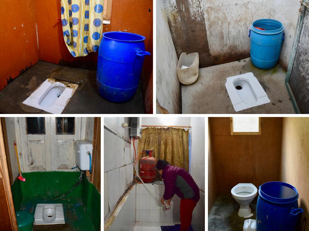 EBC toilets