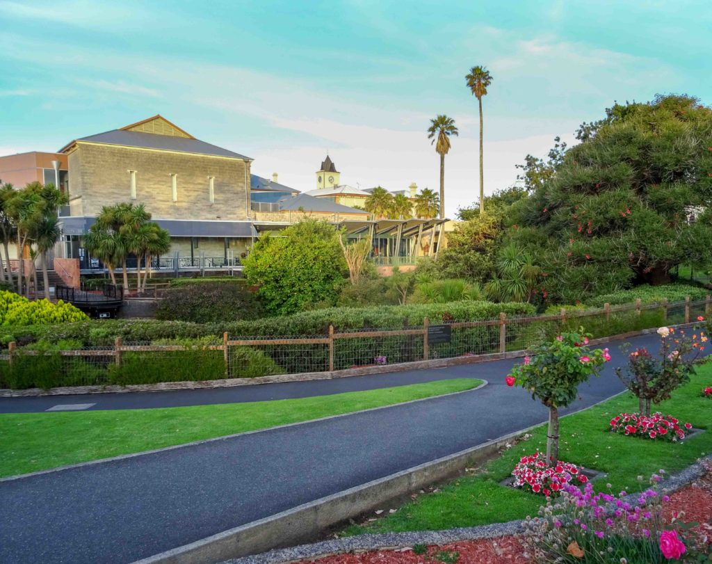 Free Things to do in Mount Gambier Riddock Art Gallery and Cave Gardens South Australia