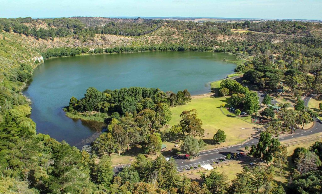 Free Things to do in Mount Gambier Valley Lake South Australia