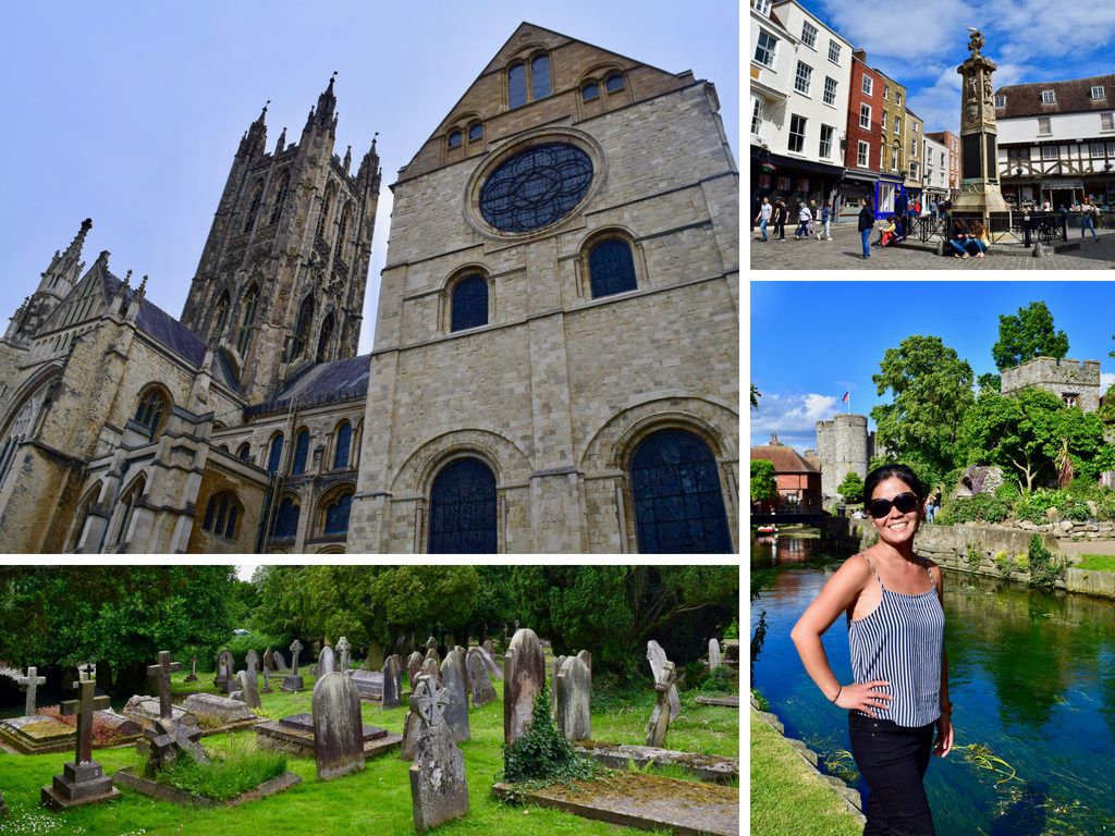 Canterbury attractions