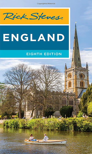 Rick Steves England Guide Book 2018 Edition