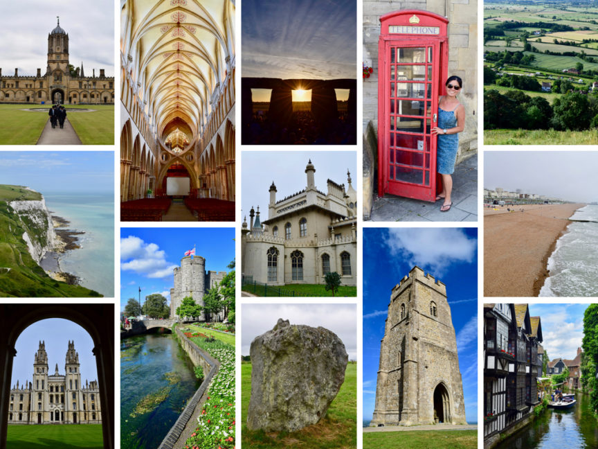 Southern England Attractions