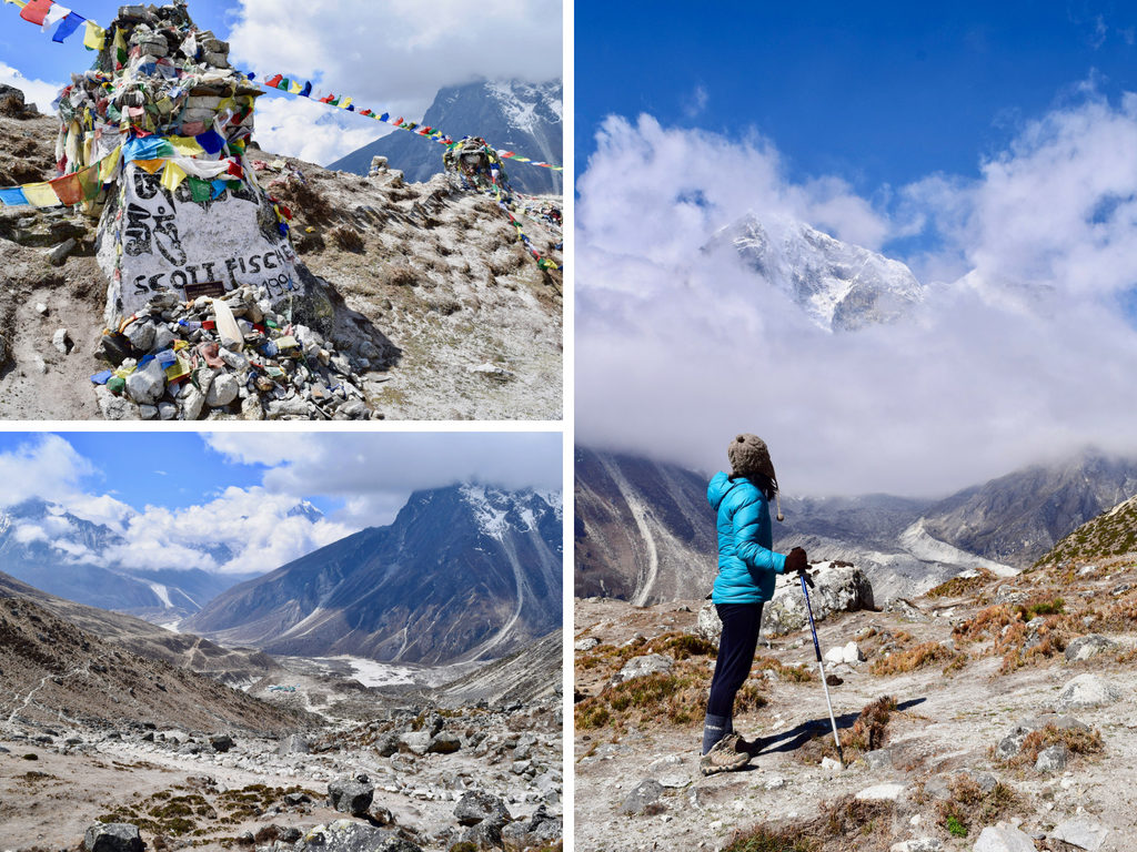 Everest Base Camp Memorial