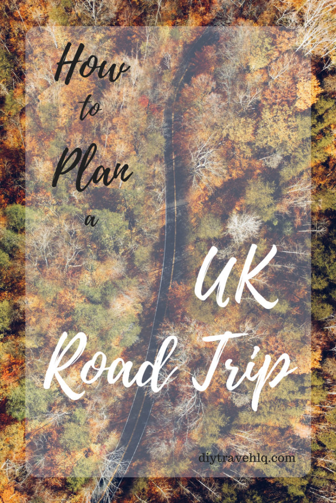 Planning a UK road trip? We've got UK road trip ideas car hire tips and more in our UK road trip travel guide. Get set to hit your UK road trip bucket list! #ukroadtrip #uktravel #englandtravel #diytravel #englandroadtrip