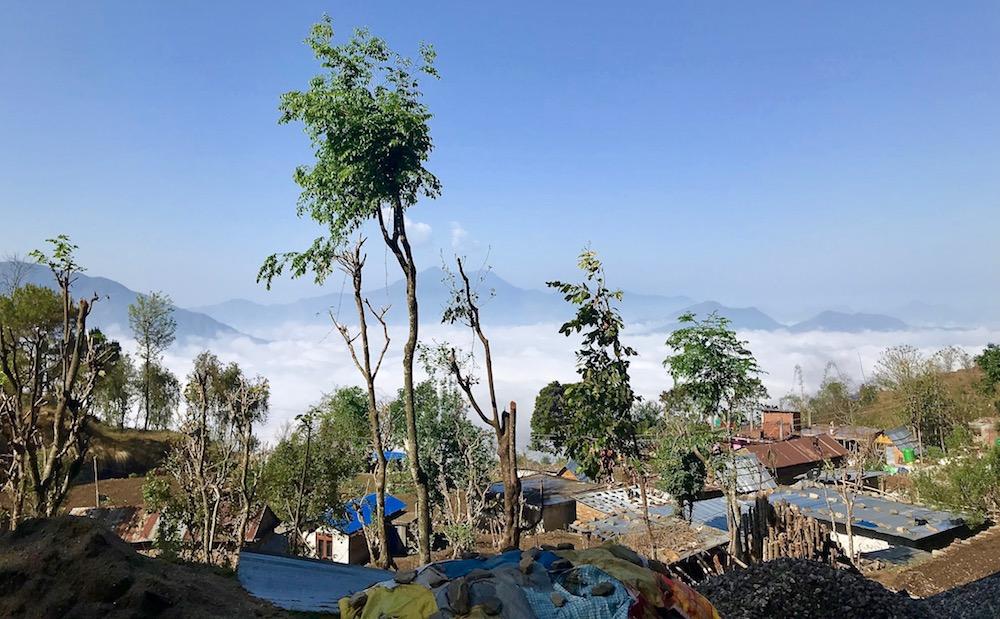 Gorkha homestay Nepal