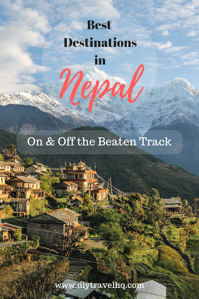 Best Destinations in Nepal