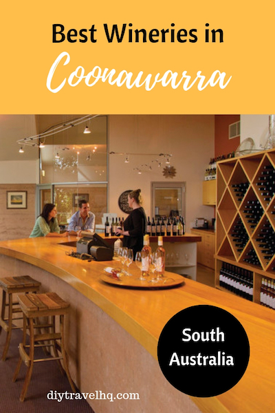 South Australian wine tasting