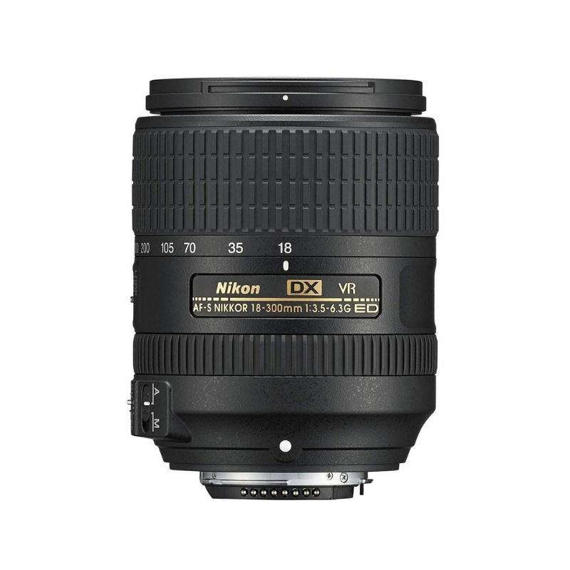 Nikon 18-300mm