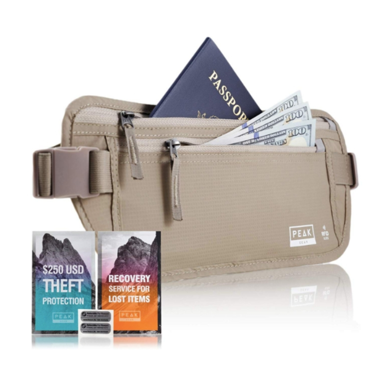 Peak Travel Money Belt