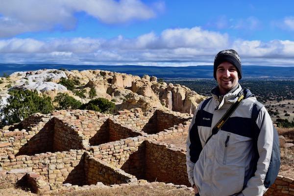 El Morro ruins