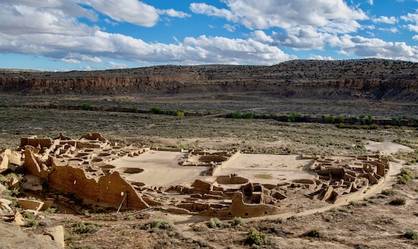 Chaco Culture historic park