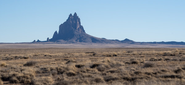 How to get to Shiprock