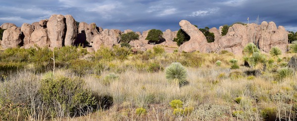 City of Rocks New Mexico