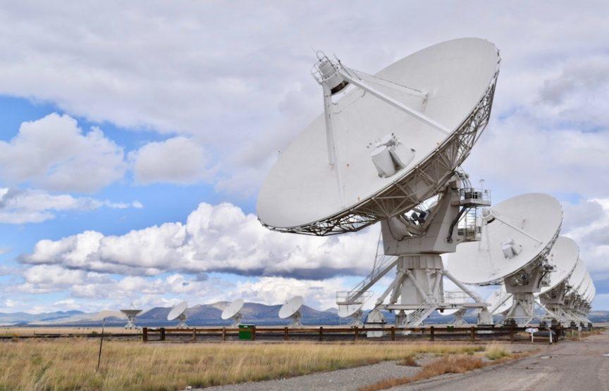 Very Large Array telescopes