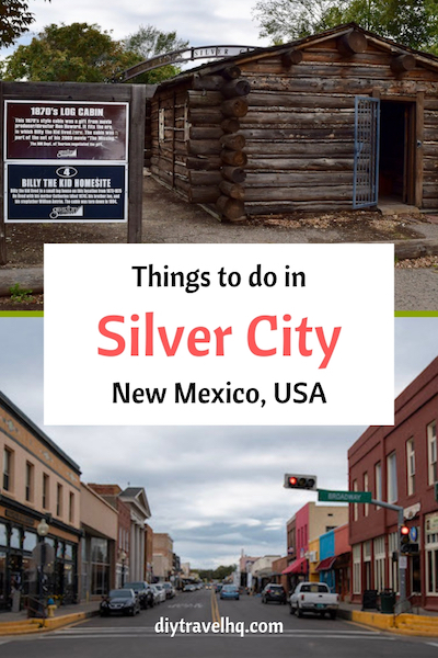 Silver City attractions
