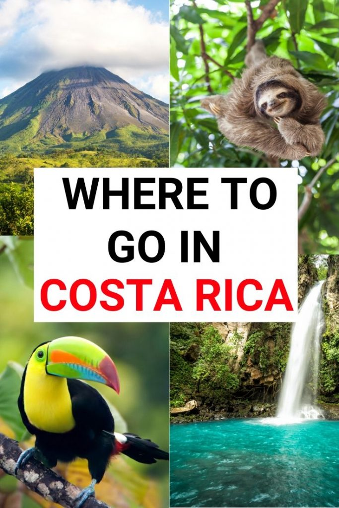 Planning a Costa Rica vacation? Check out our Costa Rica travel guide to find out what to eat where to stay and things to do in our top 10 Costa Rica destinations - tried & tested by yours truly! #costarica #puravida #centralamerica