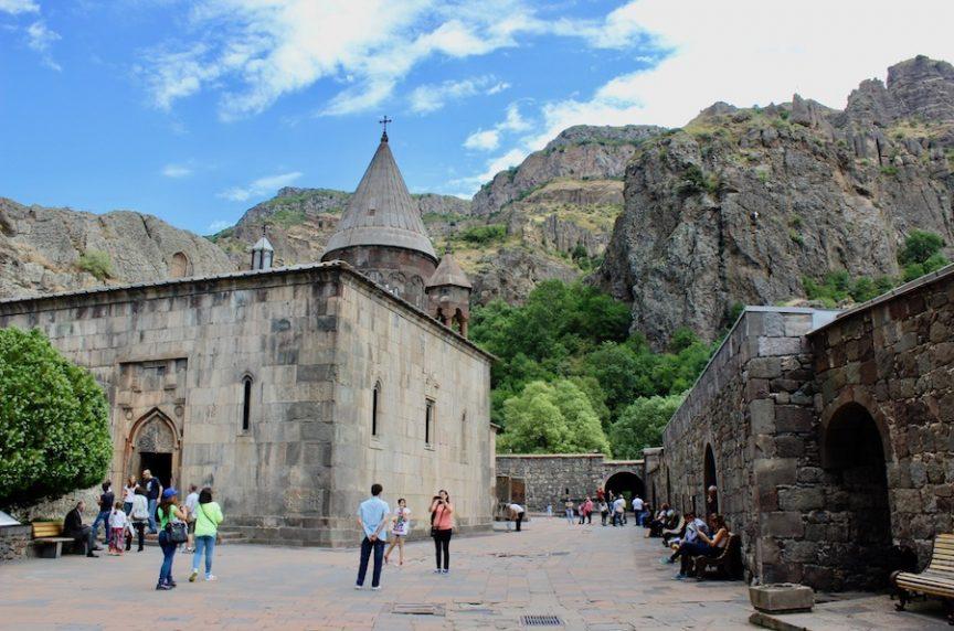 Geghard Monastery Armenia