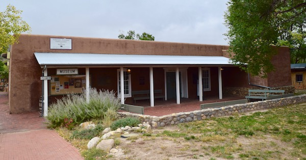 Anderson-Freeman Visitor Center - Lincoln County War Museum
