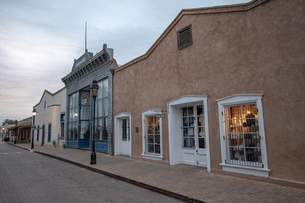Mesilla street NM