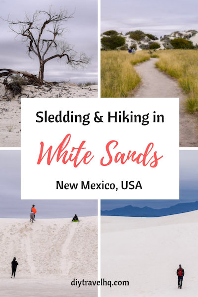 Things to do in White Sands NM