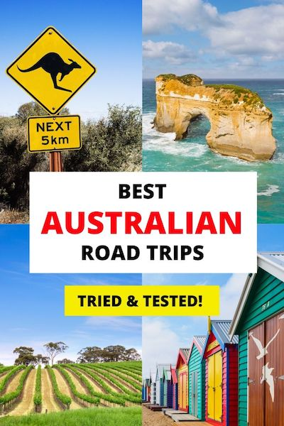 Planning an Australia road trip? Check out our Australia road trip travel guide with suggested  Australian road trip itineraries, tips and routes from the East Coast to the West - all of which have been road tested by us! #australia #australiaroadtrip #australiatravel #roadtrip