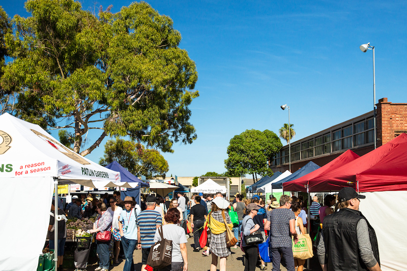 Where to go in Adelaide - Farmers Market