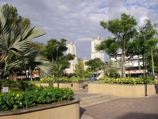 Visit the center of David as a Panama tourist
