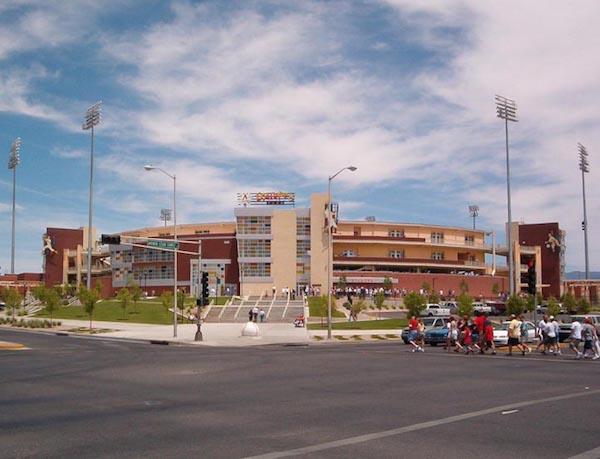 Isotope Park Albuquerque