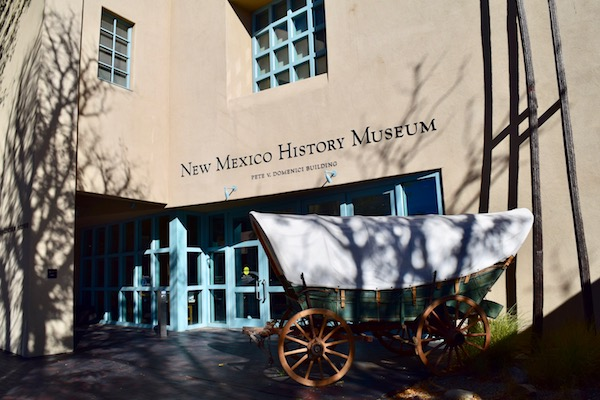 New Mexico History Museum is on the list of things to do in Santa Fe