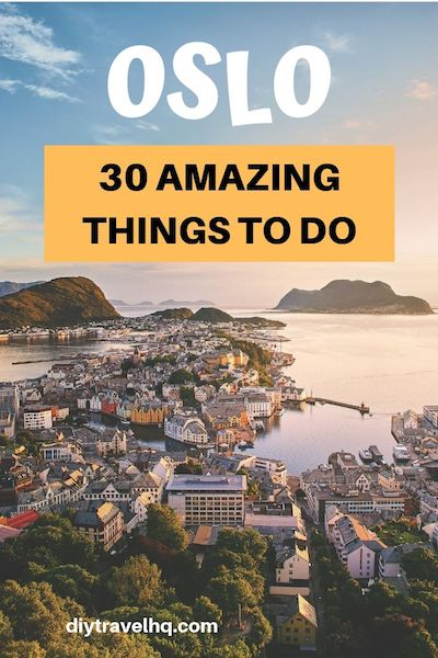 Oslo in summer or Oslo in winter? At any time of year there are many things to do in Oslo, Norway! Check out our list of the top Oslo attractions and Oslo travel tips #norwaytravel #oslotravel #diytravel