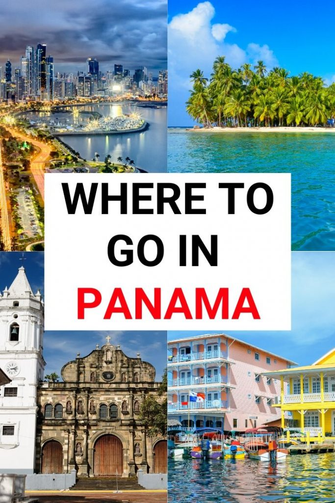 There are so many things to do in Panama! Check out our Panama travel guide and find out where to find the best beaches, cities and places to visit! #panama #panamatravel #centralamerica