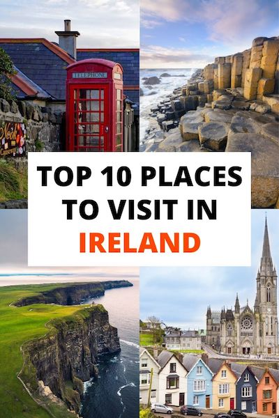 Planning an Ireland Vacation? From Dublin to Galway you can see the best of Ireland landscape and Ireland countryside - find out what makes the cut in our ultimate 2 week Ireland itinerary! #ireland #irelandtravel #irelanditinerary