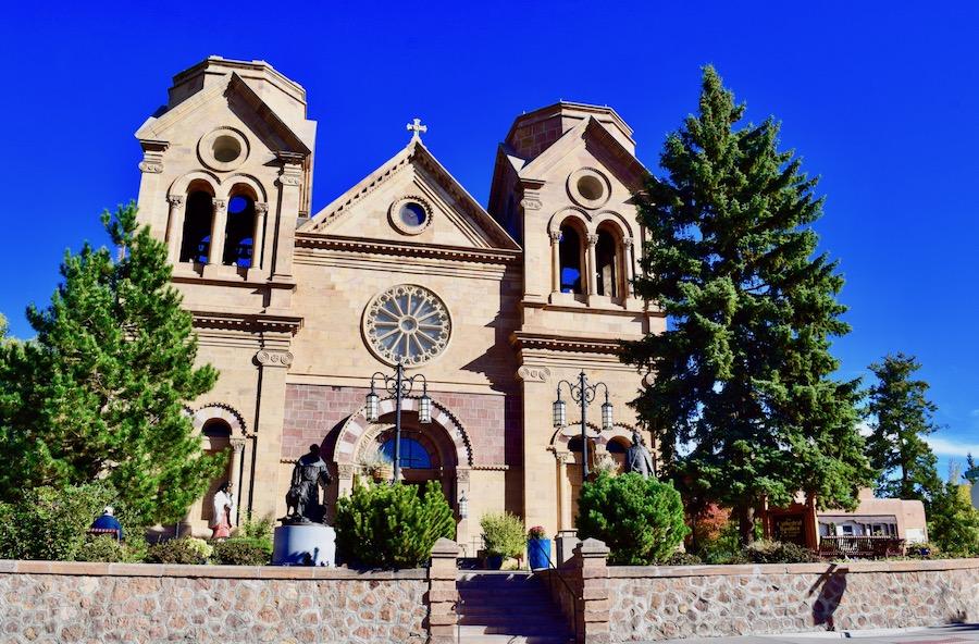 Cathedral Basilica of St. Francis of Assisi Santa Fe