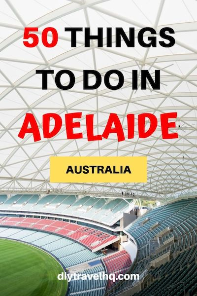 There are many things to do in Adelaide, Australia = from beaches to food find out where to go and what to do from an official local expert! #adelaide #australiatravel #australia #diytravel