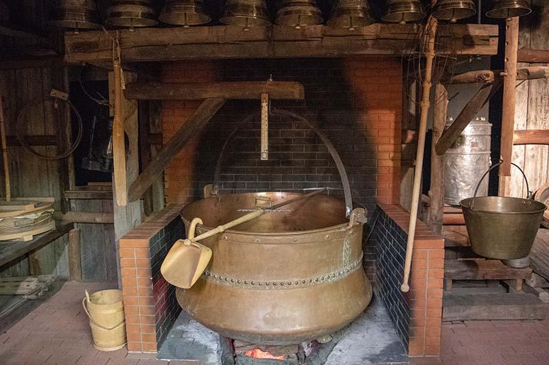Alpine Hills Museum Sugarcreek Ohio