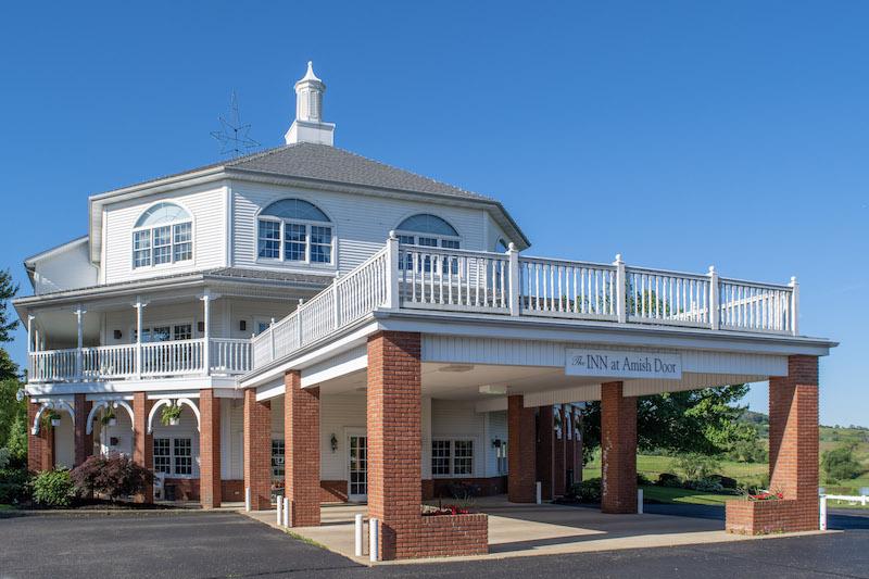 Inn at Amish Door building