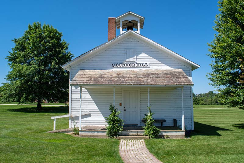 Amish and Mennonite Heritage Center One Room School House